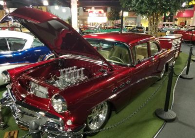 Classic Buick Century, upscale performance